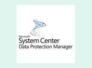 Microsoft System Center Data Protection Manager Logo